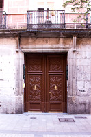 Madrid Door 2