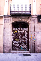 Madrid Door 4