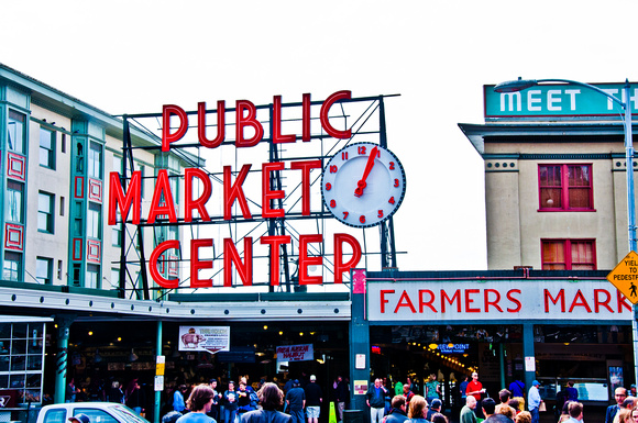 The Pike Market