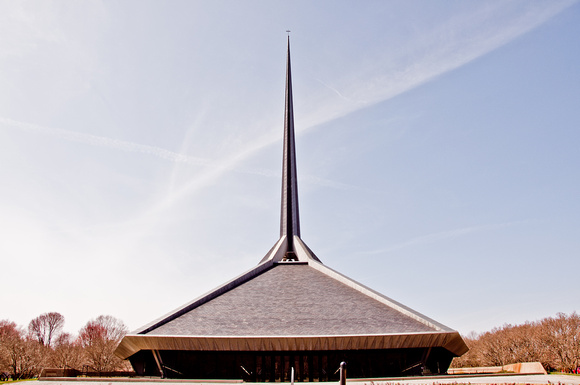 Columbus, Indiana - North Christian Church